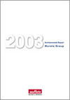 Environmental Sustainability Report 2003