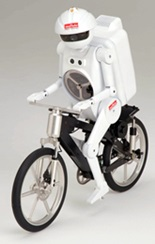 MURATA BOY to Appear at Event Commemorating the 40th Anniversary of Normalization of Diplomatic Relations between Japan and China —Leading-edge bicycling robot presents the attractiveness of Japanese science and technology—