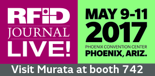 RFID Journal Live! Visit Murata at booth 742