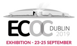 ECOC 2019 exhibition logo